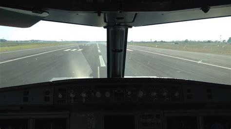 cabina a320 despegue y aterrizaje a320 yo en cabina youtube