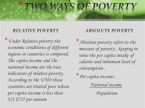 poverty as challenge poverty as challenge