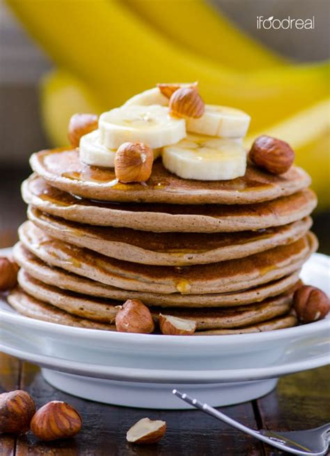 cottage cheese protein pancakes ifoodreal healthy