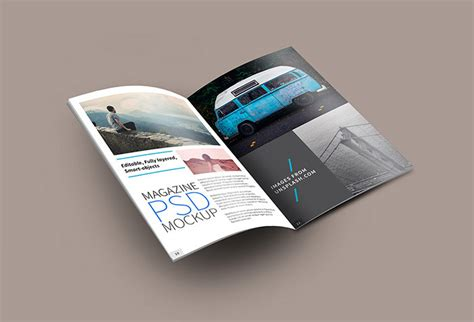 40 creative magazine psd mockups to download hongkiat
