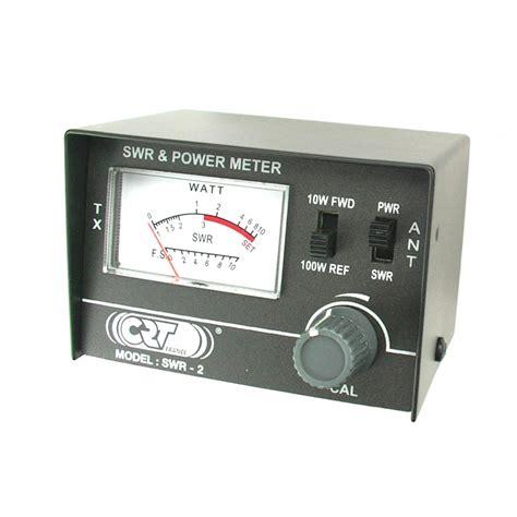 crt mini toswatt meter swr