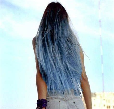 dark black brown to pastel ombre hair color trends 2015 hair color trends for spring 2016 that are worth a try