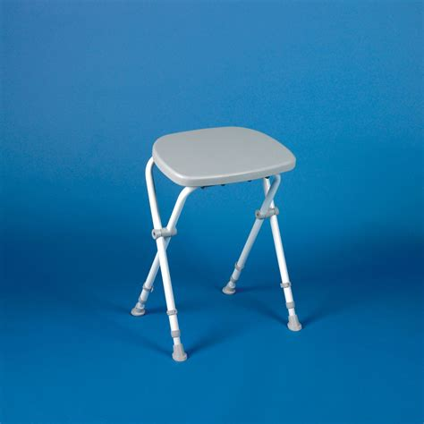 shower stool sherwood folding perching  mobility centre