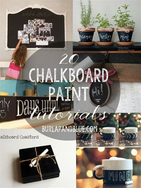 chalkboard paint tutorial diy chalkboard paint crafts