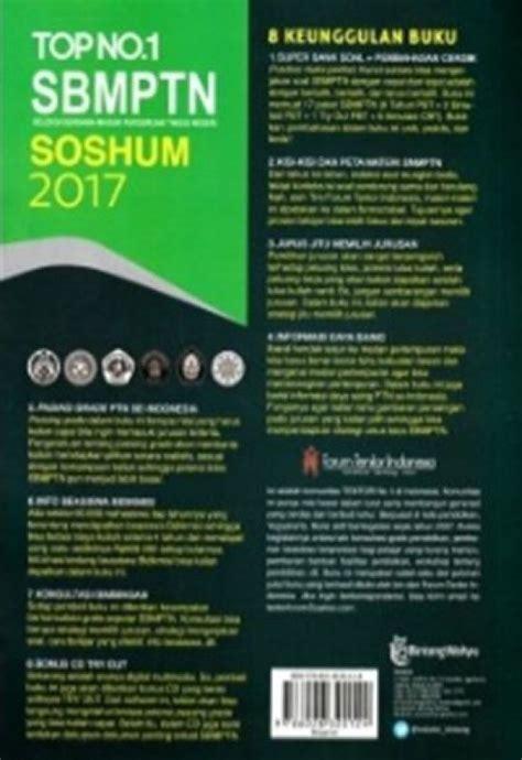 Buku Sbmptn Soshum 2018 Plus Cd bukukita top no 1 sbmptn soshum plus cd 2017