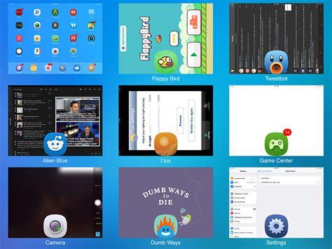 layout view ios gridswitcher tweak changes layout of ios 7 app switcher