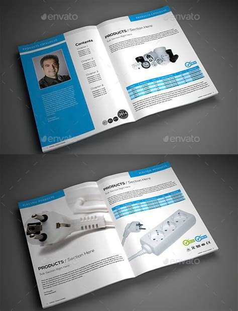 psd catalogue template 48 psd illustrator eps