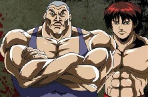 anime baki the grappler season 2 baki season 2 episodes journalmemo