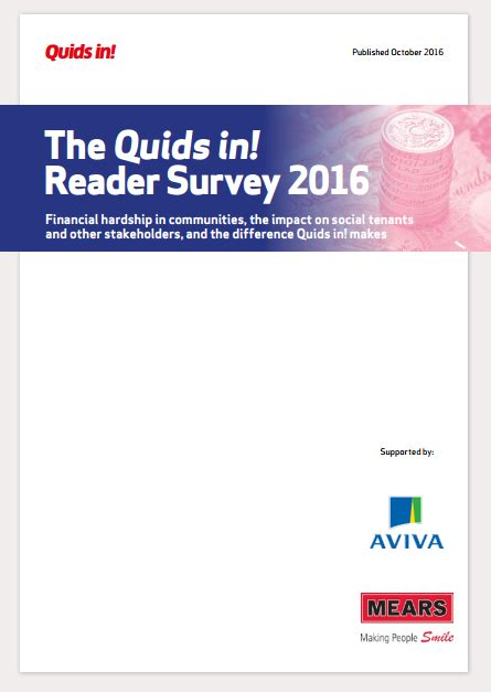 Take The Budget Fashionistas Shopping Survey by 2016 Reader Survey Report Out Now Quids In Magazine