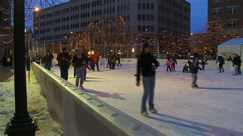 Fargo Winter Garden by Best Places For Skating In Minnesota