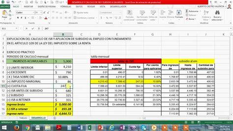 calculo isr mexico 2016 2017 isr 2016 catorcenal tablas tablas isr 2017 los impuestos