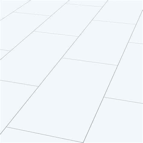 Falsetto White Tile effect Laminate flooring Sample