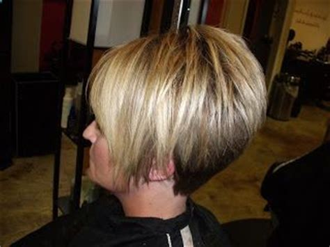 stacked bob hairstyles back view style them fabulous