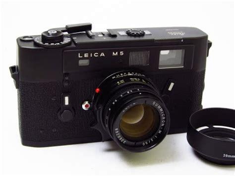 leica m5 black + m summicron 50mmf2 youtube