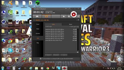 bandicam full version yapma bandicam y 252 kleme ve full s 252 r 252 m yapma youtube