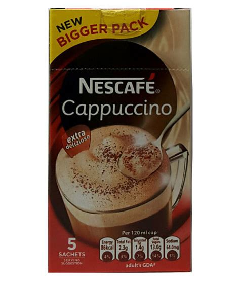 Powder Cappucino cappuccino powder ingredients