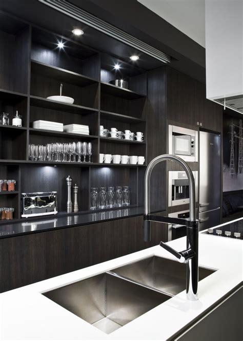 modern kitchen architecture cool block townhouse interior design by cecconi