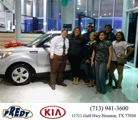 Fredy Kia In Houston Tx Fredy Kia Houston Tx