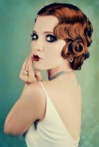 hairatyles for late twenties it girl style vintage curly hairstyles pretty designs
