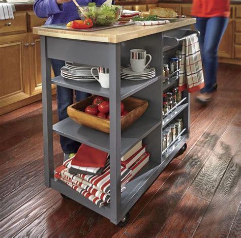 kitchen kitchen islands carts rolling center island 17 best ideas about portable island for kitchen on
