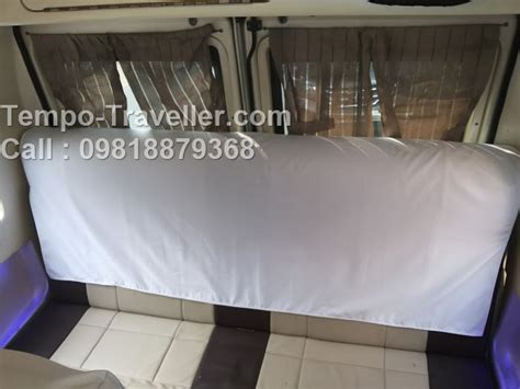 couch traveller tempo traveller with sofa 187 tempo traveller on rent