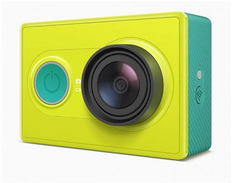 Gopro Xiaomi Yi Bekas xiaomi s gopro rival is here called the yi lowyat net