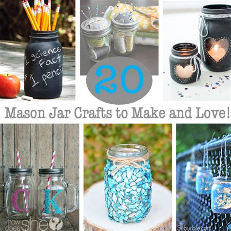 Terrarium In A Jar 20 Mason Jar Crafts To Make And Love How Does She