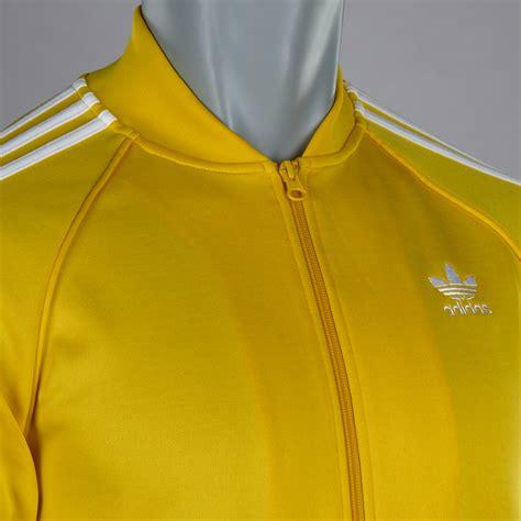 Adidas Tracking Yellow adidas originals superstar tracktop yellow adidas originals track tops mens cheap adidas