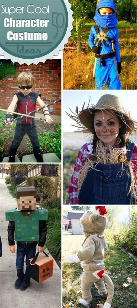 super cool character costume ideas hative