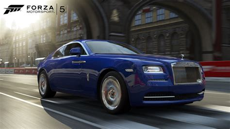 rolls royce racing rolls royce makes its racing debut in free forza 5