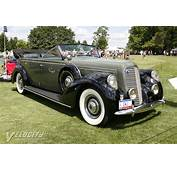 Picture Of 1937 Lincoln Model K Touring By Willoughby