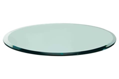 Beveled Glass Table Top by 12 Quot Glass Table Top 1 2 Quot Thick Beveled Edge Annealed Glass