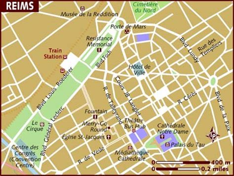 map reims map of reims