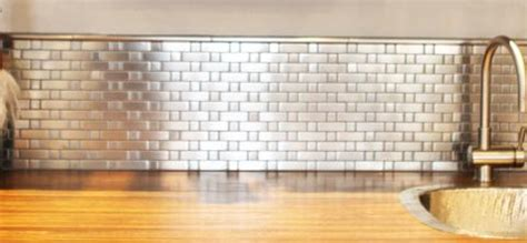 stainless steel backsplash product additions customer