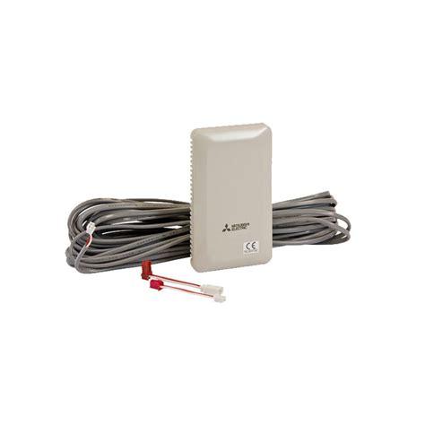 mitsubishi electric ac remote mitsubishi electric air conditioning pac se41ts remote sensor