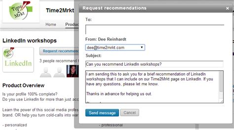 top 5 linkedin business page tips recommendations