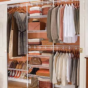 Wire Closet Organizer Systems White Wire Closet Shelving Image Gallery