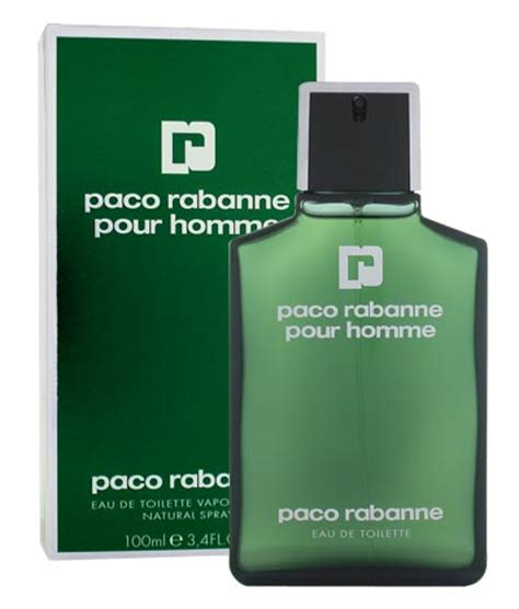 Parfum Homme Paco Rabanne by Paco Rabanne Pour Homme Paco Rabanne Cologne A Fragrance For 1973