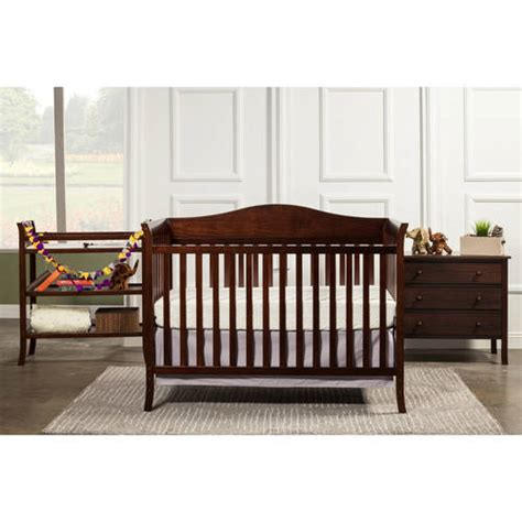 Baby Mod Bella 4 In 1 Fixed Side Crib Changing Table 4 In 1 Baby Crib With Changing Table