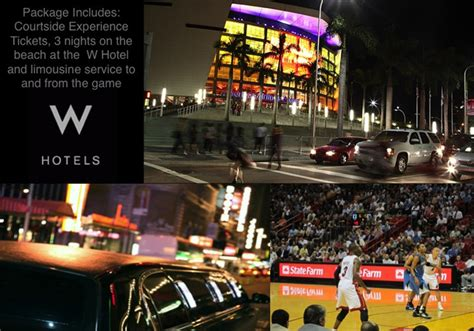 Kaos Miami Heat 1 Oceanseven experience a miami heat match and sleep in the best hotel in town