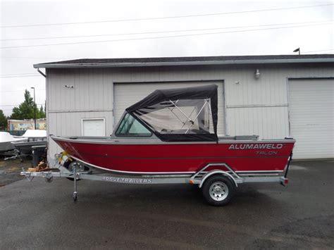 alumaweld talon boats for sale alumaweld 18 talon boats for sale