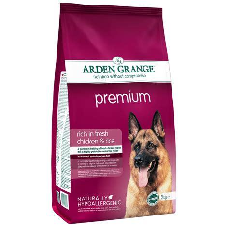 premium puppy food arden grange premium food fresh chicken vets food world