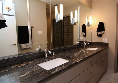 black granite in bathroom viking black granite countertop contemporary bathroom