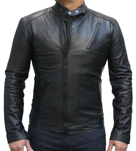 biker jacket iron man jacket iron man style motorcycle leather jacket
