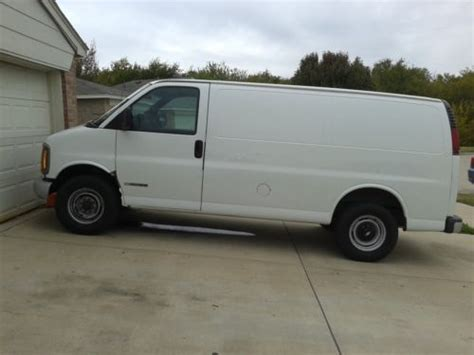 auto body repair training 2002 chevrolet express 3500 parental controls find used 2002 chevrolet express 3500 cargo van v8 5 7l in arlington texas united states