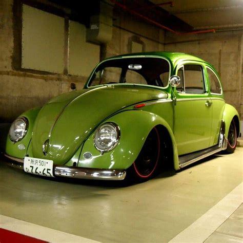 slammed vw vwbug air cooled dubs vw super beetle volkswagen beetle vintage  volkswagen