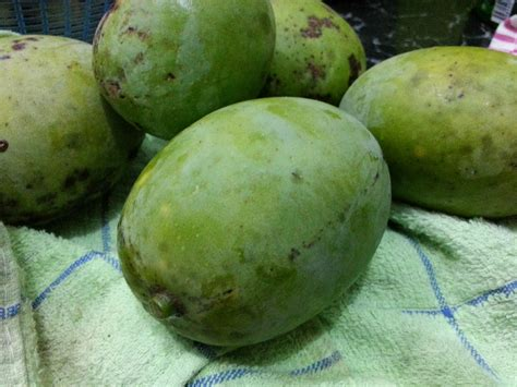 Mango Kuini nostalgia buah kuini suteraungu87