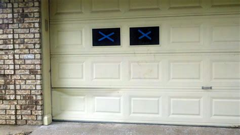 Dented Garage Door by Learn How Home Showings Like Your Date
