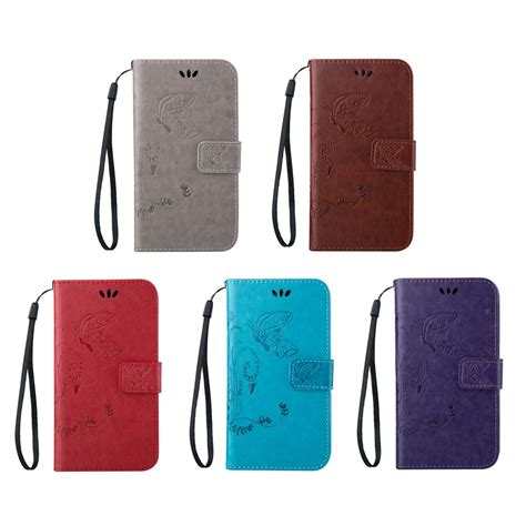 Wallet Retro Pu Leather Flip Pouch Cover Casing For Vivo V5 V5s luxury retro pu leather soft silicon wallet flip cover for apple iphone se s e iphonese 4