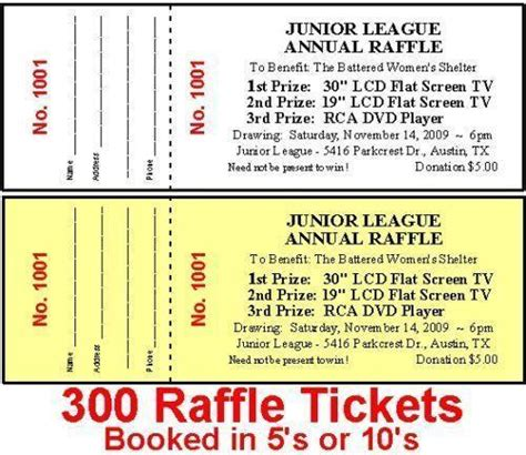 sell printable tickets online custom raffle tickets ebay